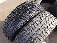 Winter Tires - STUDDED - Like New - P195 65R 15