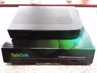 YOUVIEW TALKTALK HUAWEI DN370T 350GB BOX HARDLY USED WITH DOLBY DIGITAL