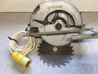 Hitachi c9u 235mm circular saw
