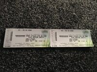 2x harry styles vip tickets