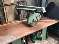 Stromab radial arm saw