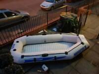 inflatable dinghy boat tender navigator 3