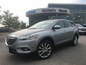 2015 Mazda CX-9 GT AWD LEATHER, SUNROOF, BOSE, POWER LIFTGATE