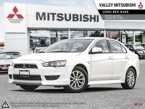 2012 Mitsubishi Lancer SE - FWD, Keyless Entry