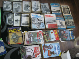 job lot Model Engineer Magazines 1942- 91