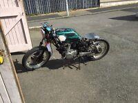 Honda CB400 Rat Racer