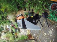 Electric Garden Shredder, 2500w
