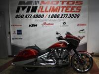 2015 Victory CROSS COUNTRY MAGNUM