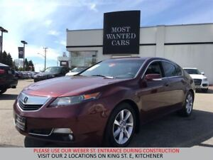 2013 Acura TL 3.5L   4 NEW TIRES   NO ACCIDENTS   LEATHER