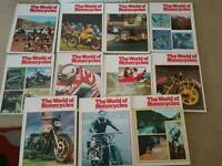 The world of motorcycles, an illustrated encyclopedia