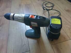 Challenger exteme cordless drill