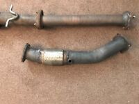 MK4 golf stainless steel exhaust system