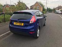 Immaculate condition 2017 Ford Fiesta Zetec 1.25 low mileage