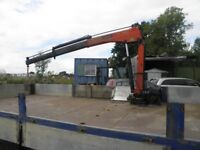 truck for sale with Pal Finger crane pc3300