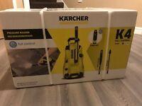 Karcher K4 Full Control Pressure Washer BRAND NEW