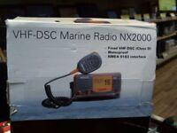 NEXUS VHF-DSC MARINE RADIO NX2000