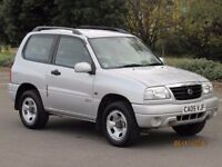 SUZUKI GRAND VITARA 4X4 1.6 PETROL 16V SPORT NEW MOT GREAT WORK HORSE