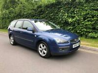 2007 FORD FOCUS 1.6 CLIMATE ESTATE AUTOMATIC