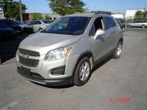 2015 Chevrolet Trax LT ONLY 5600 KMS