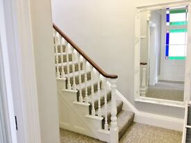2 Large rooms in totally renovated torquay town centre house pemanent let all bills included