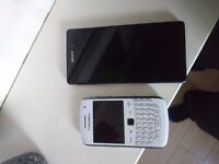 Blackberry 8360, sony z2, both on ee open to offers message for details.