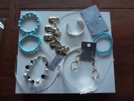 Mixed Lot COSTUME JEWELLERY New and Used