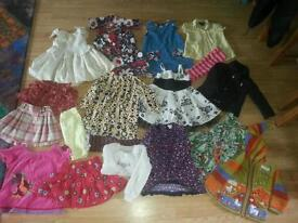 GIRLS CLOTHES BUNDLE 1.5-4 YEARS VGC CAN POST