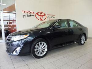 2014 Toyota Camry Hybrid * XLE * CUIR * TOIT * GPS * MAGS *