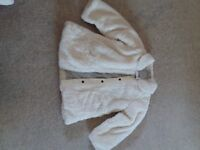Girls coat Next 2-3 years old RRP £20 new with tag