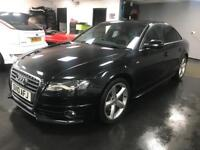 Audi A4 2.0 TDI S Line Special Edition Multitronic 4dr SATNAV FASH 1 FORMER KEEPER