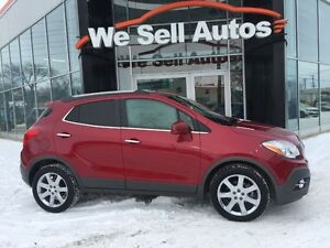 2013 Buick Encore AWD *CAM * LTHR *MOONROOF *BTOOTH