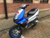 Gilera runner 2005 50cc 2 stroke scooter moped