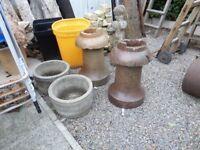 Fantastic Garden Planter Chimney Pots - Various Available