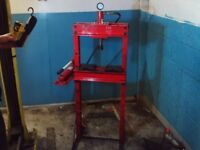 Garage Hydraulic Bearing Press