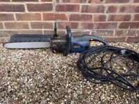 Electric Chainsaw - hardly used