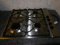 Tecnik 4-burner gas hob