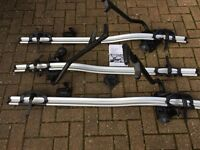 GENUINE BMW TOURING CYCLE CARRIER FOR ROOF BARS - GOOD CONDITION - PICKUP ONLY (3 IN TOTAL FOR SALE)