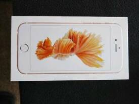Apple Iphone 6s 16g Rose Gold
