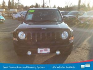 2016 Jeep Patriot High Altitude 4x4 w/leather, roof, alloys