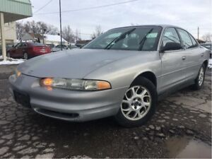 2000 Oldsmobile Intrigue GX SELLING AS IS NICE LOCAL TRADE IN