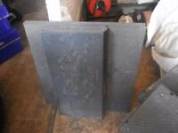 ROOF TILES/SLATES 20 300 X 600 mm & 7 600 X 600 mm. UNUSED