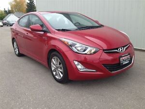 2016 Hyundai Elantra Sport Appearance/Heated Seats/Sat Radio/Bac