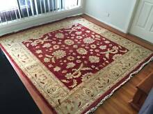 Traditional Persian Carpet Handmade Wool Rug 250cm x 245cm Belfield Canterbury Area Preview