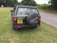 Vauxhall frontera classic 56 k