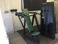 Planet Fitness Commercial Shoulder Press Machine