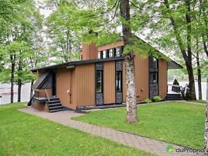 534 500$ - Chalet à vendre à Lac-Poulin