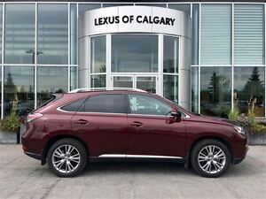 2014 Lexus RX 350 6A Touring Package