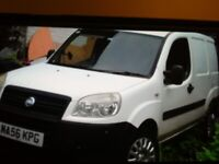 Fiat, DOBLO, Car Derived Van, 2006, Manual, 1248 (cc)