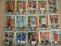 30p Per Card - Match Attax & EXTRA 2015 2016 - Magic Moments, Managers, Duo, Teams, Badges