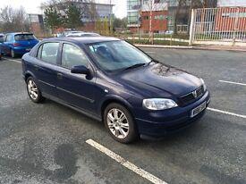 2000 Vauxhall Astra 2.0 diesel